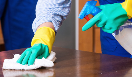 cleaning services pictures